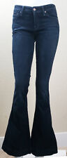 7 For All Mankind Jiselle Phenomenal Flare Stretch Denim Jeans Size 26