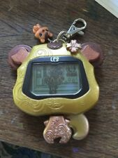 LITTLEST PET SHOP LPS ELECTRONIC PET  LCD SCREEN KEYRING WITH CHARM Hasbro 2008