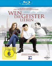 Wen die Geister lieben ... (Ricky Gervais - Téa Leoni)           | Blu-ray | 397