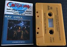 Colour of Money ~ RAY LYELL & THE STORM Cassingle (Cassette Tape Single)