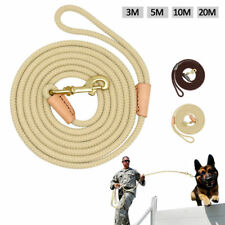 Durable Nylon Rope Pet Dog Tracking Leash for Dog Training Lead 3/5/10/20M