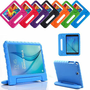 Kids Handle Shockproof Safe EVA Foam Case Cover For Galaxy Tab A 8.0 T350 (2015)