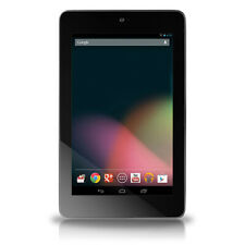 """Google Nexus ASUS 32GB 7"""" Tablet with 4G Wifi Black - FOR PARTS"""