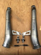 KAWASAKI NINJA 1000 Z1000 11-13 AKRAPOVIC GP TITANIUM SLIP-ON EXHAUST SM-K10SO1T