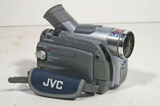 JVC GR-D30 Mini DV Camcorder GR-D30U sold for PARTS or REPAIR AS-IS