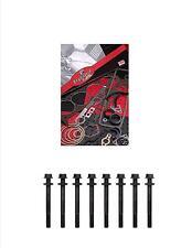 Head Gasket Set Chevy Geo Metro L3 1.0L 1989-2000 w/Head Bolts Enginetech