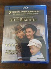 Brand New! Life Is Beautiful Blu-ray Disc, 2011 Oop - Rare Classic!