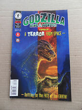 Godzilla : King of the Monsters 16 . Dark Horse 1996 - FN / VF