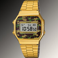 Watch Casio Collection A168wegc-3ef Unisex Multicolour