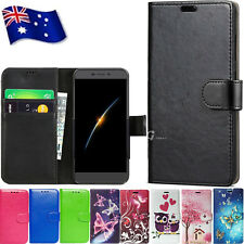 Wallet Money Card Leather Universal Case Cover for Konka R8a / R8 / 4G 3G