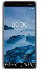 Plastic Screen Protector For Nokia 6 (2018) Matte