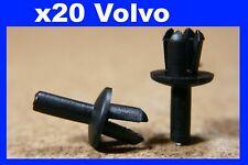 Pour Honda 10 passage de roue Porte Carte Fascia Panneau Moulure Fastener Clips de fixation
