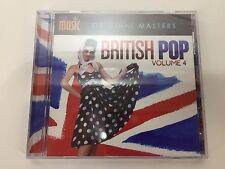 NEW My Music Original Masters British Pop Volume 4 CD TJL Music Free Ship