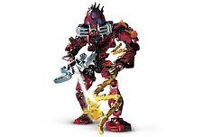 Lego 8917 Bionicle Mahri Nui Barraki Kalmah robot complet de 2007