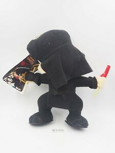 """Samurai Spirits Shodown B3105 Announcer SNK 1993 Plush 8"""" TAG Toy Doll Japan"""