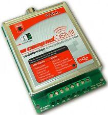 Compact GSM II - GSM Wählgerät - Steuergerät zur Überwachung, Alarmierung