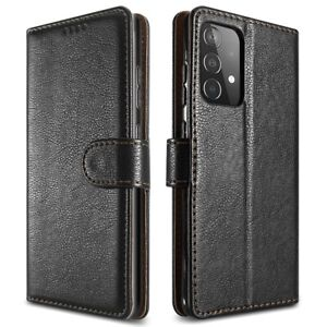 Samsung Galaxy A32 A52 A72 5G Leather Wallet Case with Stand