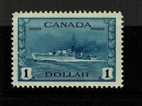 Canada SC# 262 Mint Never Hinged / Light Gum Streaks - S11267