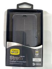 Genuine OtterBox Strada Wallet Folio Flip Case Cover For Samsung Galaxy S8 & S8+