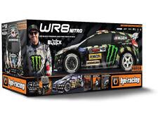 HPI WR8 Nitro Ken Block Gymkhana Ford Fiesta ST RX43 RTR 1/8 Rally 120037 OZRC