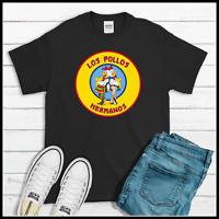 Los Pollos Hermanos T Shirt Breaking Bad Better Call Sal Funny