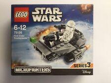 LEGO StarWars Microfighters 75126 - First Order Snowspeeder - Serie 3 - NEU OVP