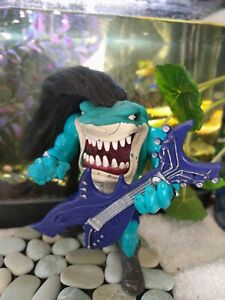 Collectable Street Shark - Rox - with guitar