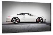 Leinwand Bild Porsche 911 991Carrera S Coupé Supersportwagen Klassiker Design