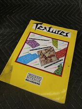 TEXTURES Clip Art Creative Graphic Design Artwork 80's - Italy Belvedere