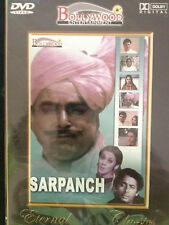Sarpanch, DVD, Bollywood Ent, Hindu Language, English Subtitles, New