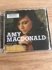 AMY MACDONALD THIS IS THE LIFE CD