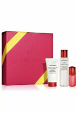 Shiseido The Gift of Cleansing Essentials Gift Box 3 products $63 Value w Ribbon