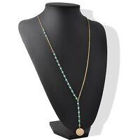 New Fashion Woman Infinity Gold Chain Choker Charm Pendant Necklace Jewelry