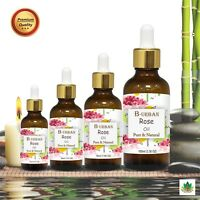 ROSE OIL100% PURE &  NATURAL  UNDILUTED  10ML TO 1000ML