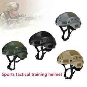 Helmet Airsoft Military Tactical Combat Cap Hat Riding Hunting Favor