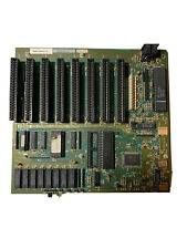 Vintage BABY AT Motherboard NEC V20 8080 8088 PC Compatible 5 Pin Interface