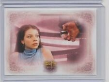 Buffy Women of Sunnydale Trading Card #50 Michelle Trachtenberg as Dawn