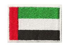 Ecusson patche thermocollant Emirats Arabes Unis petit patch 45x30 mm