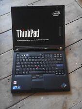 IBM Lenovo Thinkpad T60p con FLEXVIEW Raro pantalla IPS UXGA 1600x1200