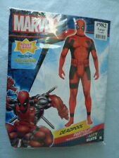 Marvel Adult Large DEADPOOL Costume ~ NEW ~ Fast Shipping!