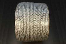 d8mm-50m [0,34EUR/m] Polyester Tauwerk Seil Segeltauwerk Festmacher Reepschnur