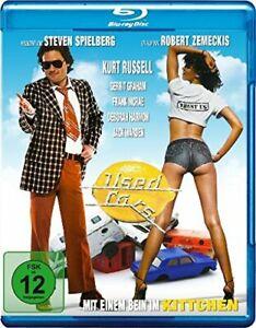 Used Cars - Mit einem Bein im Kittchen [Blu-ray/NEU/OVP] Kurt Russell, Jack Ward