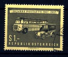 AUSTRIA - 1957 - Bus 50 anni dopo