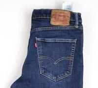 LEVI'S STRAUSS & CO Men 511 Slim Stretch Jeans Size W36 L30 ATZ1639