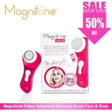 EX Magnitone Lucid Facial Brush Pink Pixie Lott limited Edition £70 RRP 50% OFF