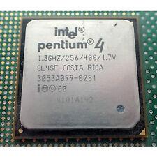 INTEL 1.3GHZ CPU SL4SF PENTIUM 4 (256/400/1.7V/56W) - SOCKET PPGA423 COSTA RICA