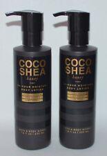 2 Bath&Body Works Coco Karité Miel 24 Horas Hidratante Crema Loción 231ml