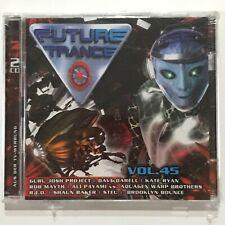 Future Trance Vol. 45 - 44 Tracks - Doppel-CD 2008 - originalverschweißt Neu/OVP