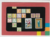 Australia Christmas 1977 Stamps Presentation Pack ref R 16726