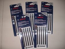 25 Piece Bosch T101D Jigsaw Blades 5-6 TPI High Carbon Steel T-Shank